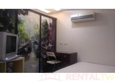 Bright Well Furnished 2 Bedrooms Apartment near NTU,Taipei #2
