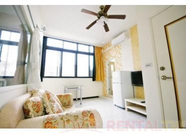 Spacious One Bedroom Apartment near MRT Station and NCCU,Taipei #3