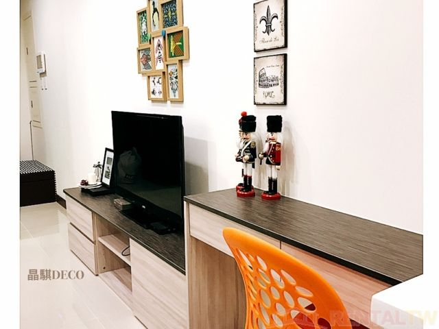 Brand New Building 1 Bedrooms Apartment with Gym Pool,Taipei #3