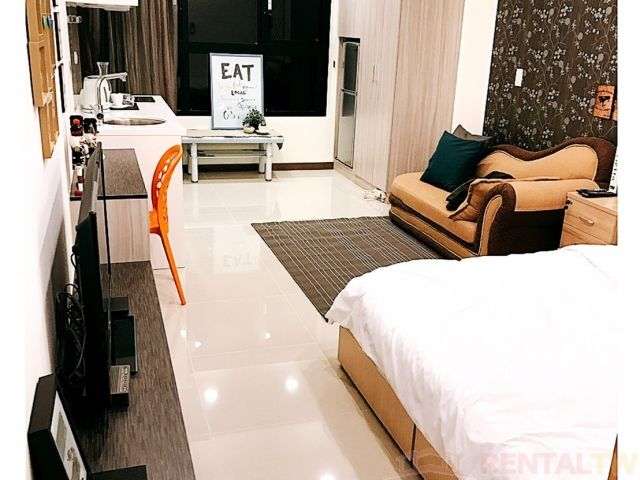 Brand New Building 1 Bedrooms Apartment with Gym Pool,Taipei #0