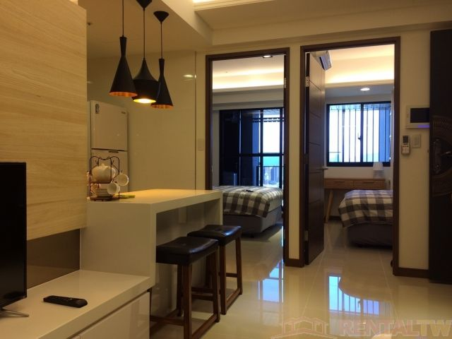 New Building Great View High Floor 2 Bedrooms Apartment,Taipei #1