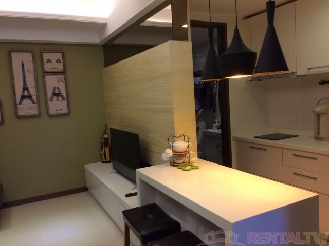 New Building Great View High Floor 2 Bedrooms Apartment,Taipei #2