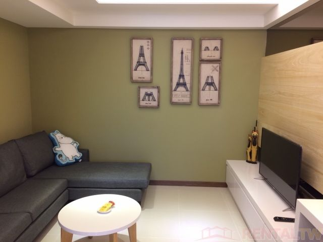 New Building Great View High Floor 2 Bedrooms Apartment,Taipei #0