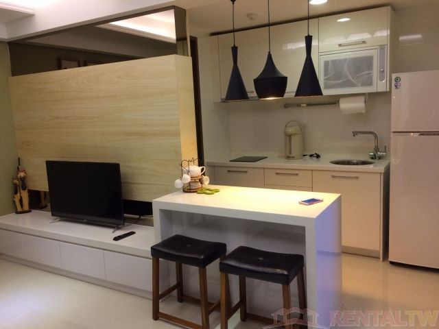 New Building Great View High Floor 2 Bedrooms Apartment,Taipei #3