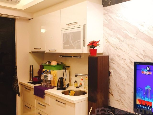 Beautifully Decor One Bedroom Apartment in New Building,Taipei #4