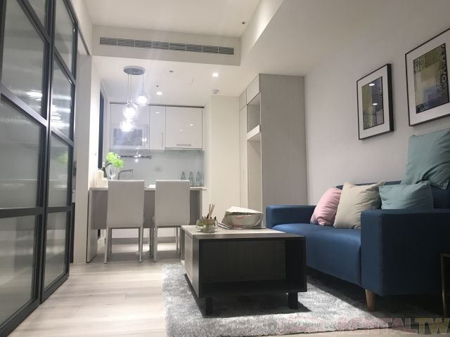 Well Furnished 1 Bedrooms 1 Living room Apartment near Ximen