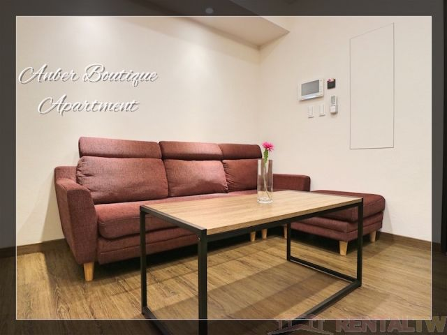 Spacious 2 Bedrooms Apartment near Ximen with Pool & Gym