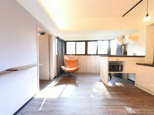 Gorgeous Brand New Decor One Bedroom Kitchen near MRT,Taipei #2